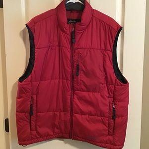 Men's large Eddie Bauer vest